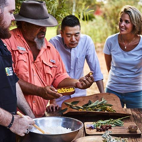 Bush Food Experience