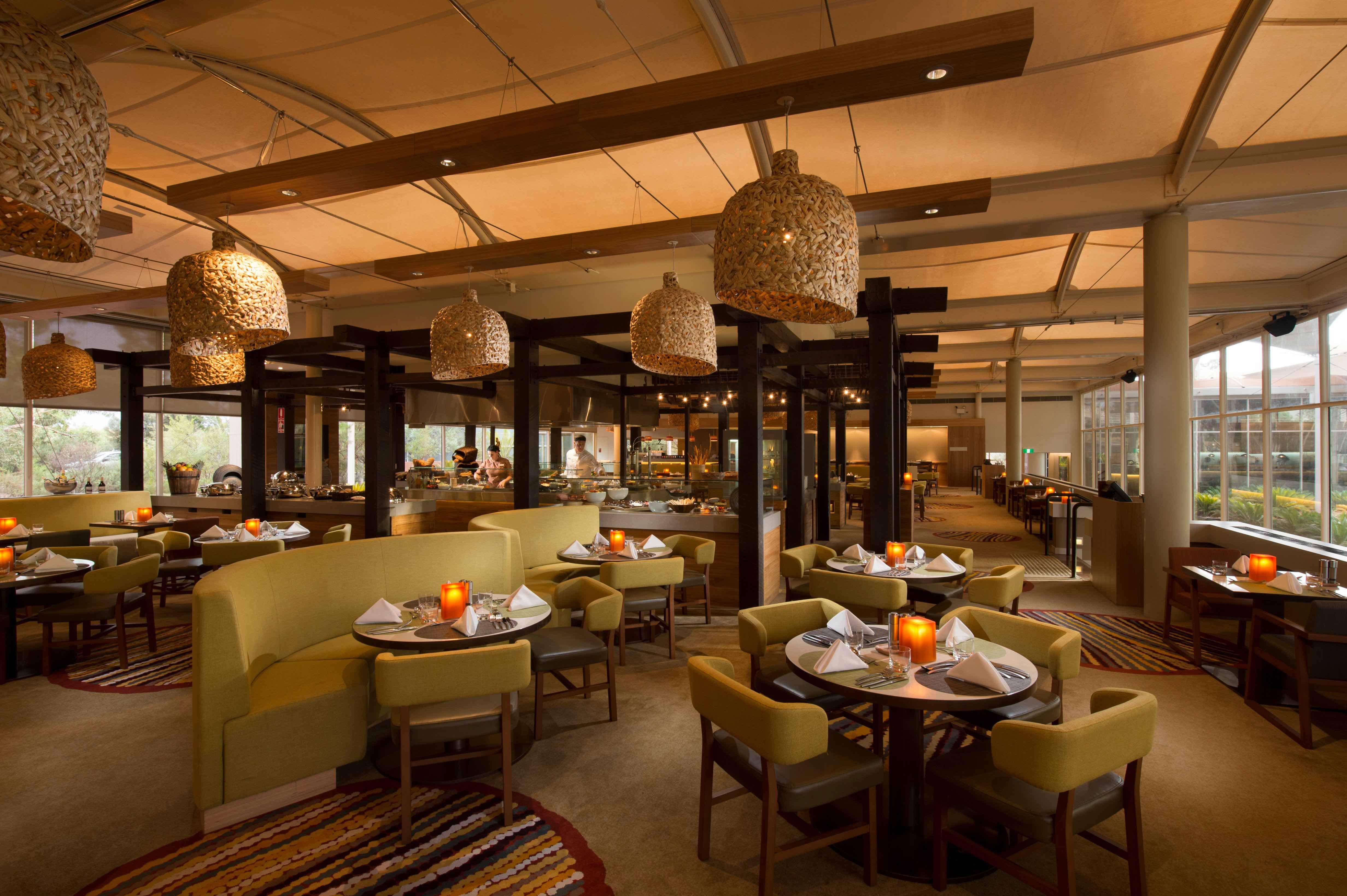 Ilkari restaurant interior