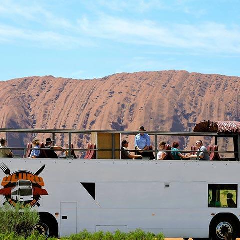 SEIT Billy Tea Bus