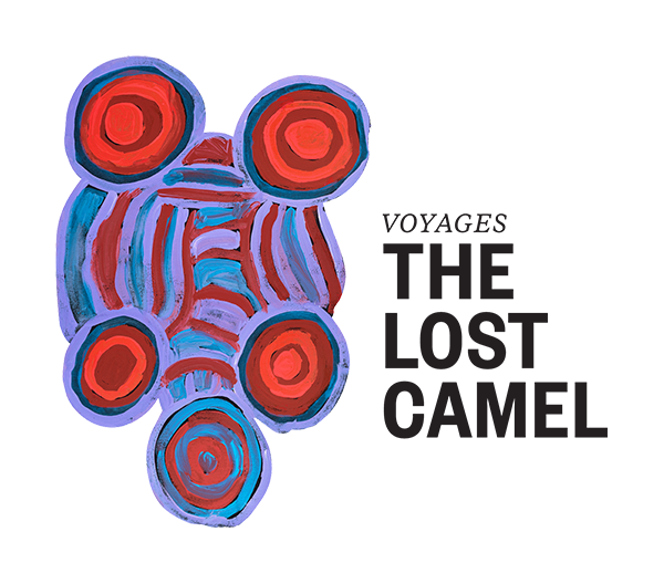 The Lost Camel logo
