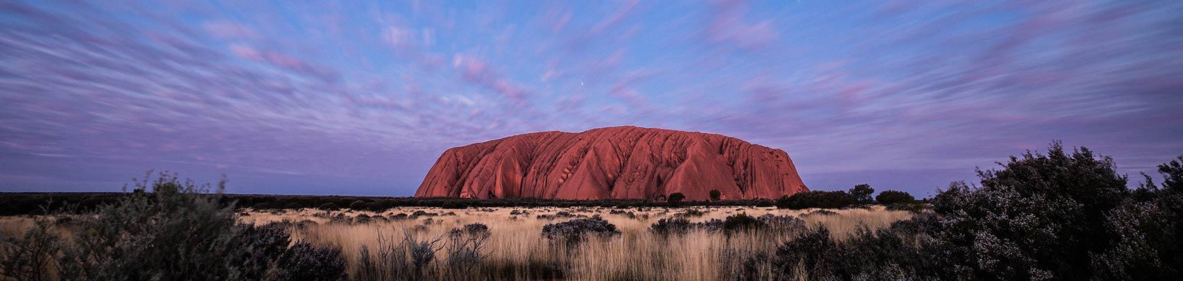 Uluru NRains