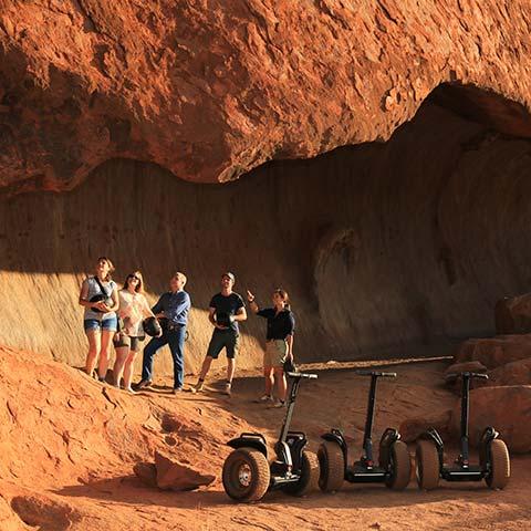 Uluru Segway 14 Tours