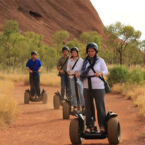 Uluru Segway 18 Tours