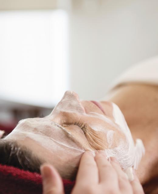 Red Ochre Spa Facial