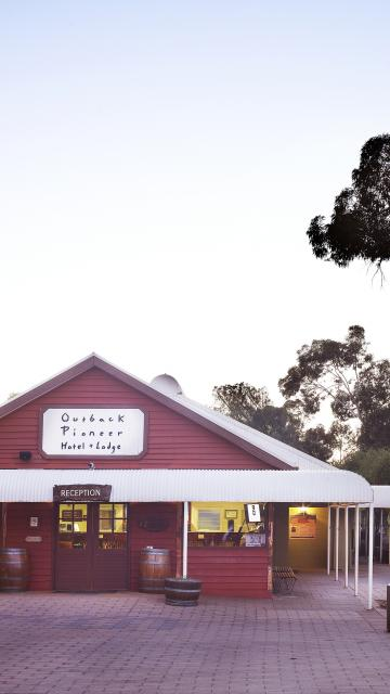 Outback Pioneer Lodge & Hotel